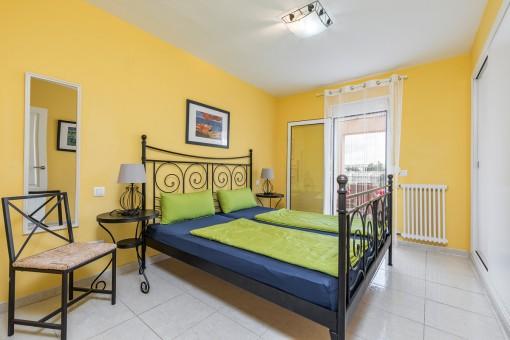Uno de 3 dormitorios dobles