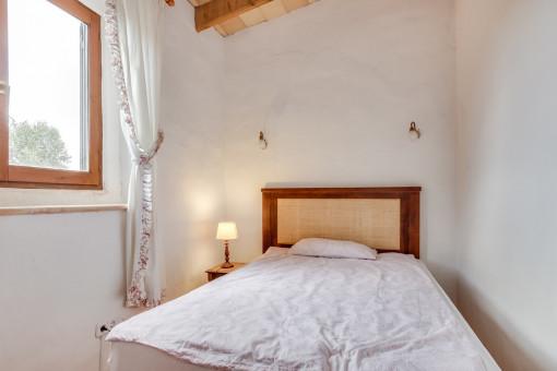 La finca ofrece en total 6 dormitorios