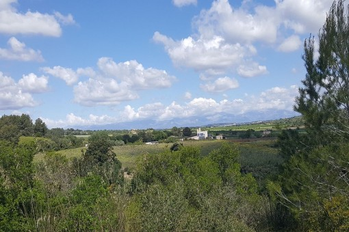 Vistas panorámicas al paisaje