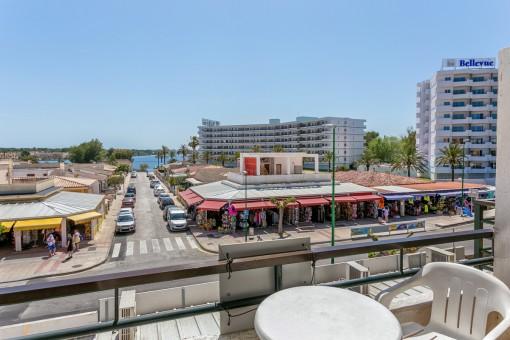 Apartamento en Puerto Alcudia