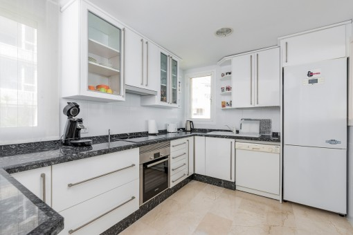 Cocina espaciosa y tootalmente equipada