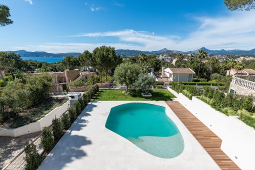 Villa en Santa Ponsa para vender