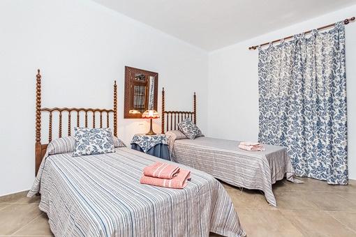 Dormitorio cómodo