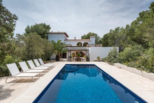 Villa en Cala d'Or