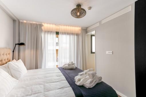 Uno de 2 dormitorios