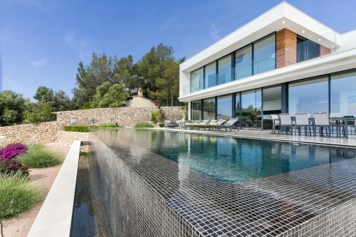 Villa en Genova