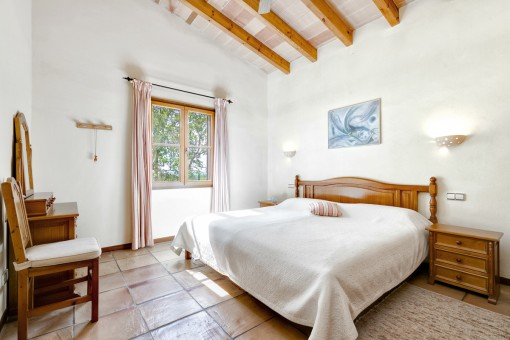 Bonito dormitorio doble