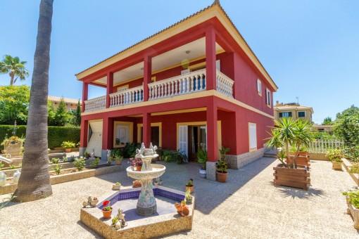 Villa en Bahia Azul