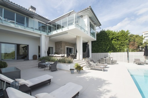 Villa en Portals Nous