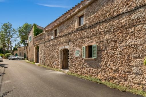 Acogedora casa en Ruberts, reformada parcialmente en un bello estilo rústico, cuidando del confort y aspectos ecológicos