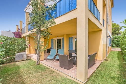Apartamento en Cala Mandia