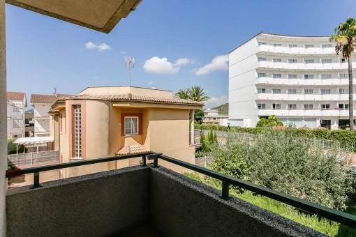 Perfecto apartamento vacacional cerca de la playa en Alcúdia