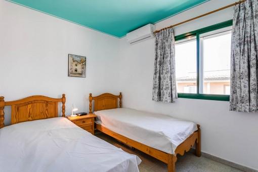 El primer dormitorio