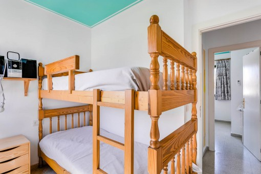 El segundo dormitorio