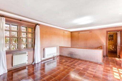 El piso tiene una superficie habitable de 285 metros cuadrados