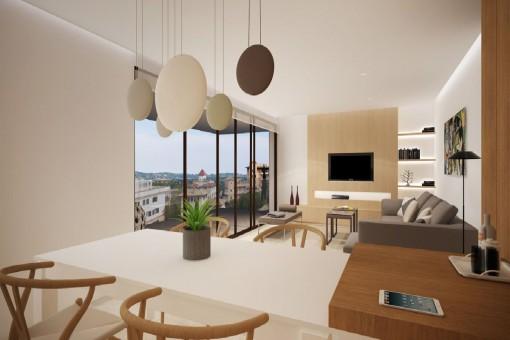 Apartamento en Cala Mayor