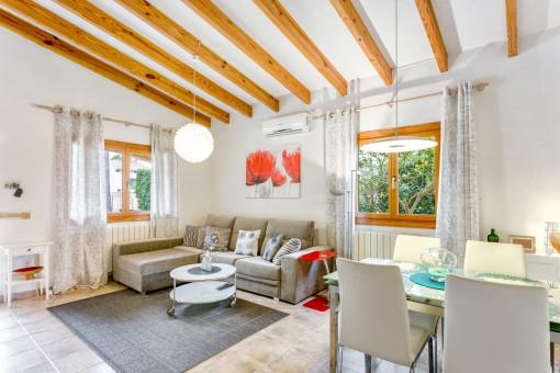 Bonita casa unifamiliar en una zona tranquila - Son Serra de Marina