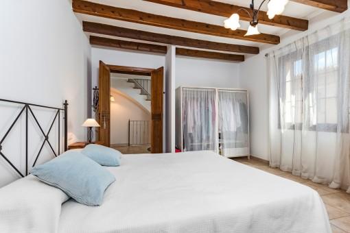 La casa tiene 3 dormitorios