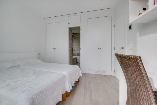 Otro dormitorio en la primera planta
