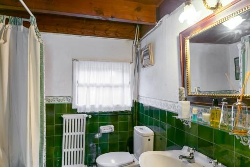Precioso baño con ducha