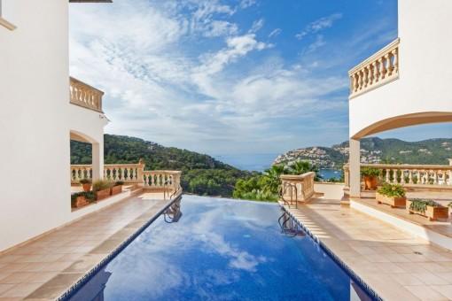 Villa en Puerto Andratx