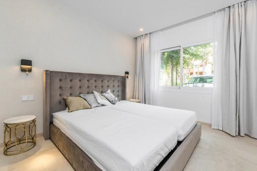 Uno de 2 dormitorios dobles