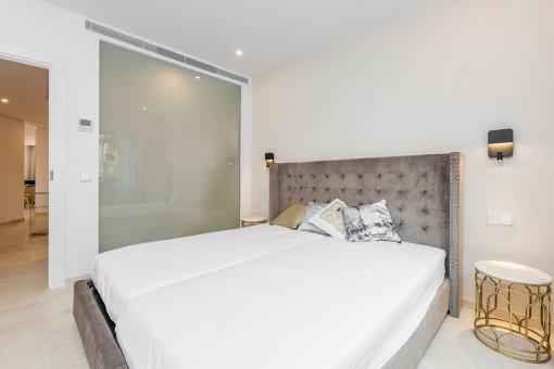 Vista alternativa del segundo dormitorio