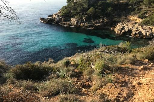Bay of Cala Vinyes