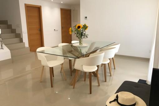 Dining Room Open Plan