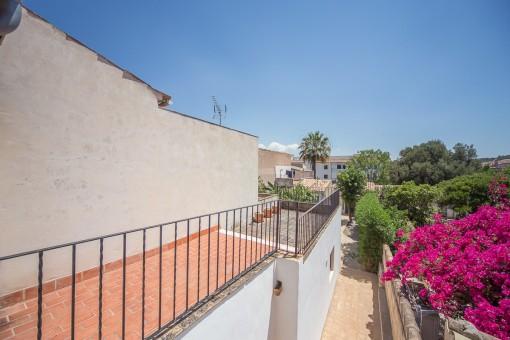 Encantadora casa de pueblo con terrazas en Alaró