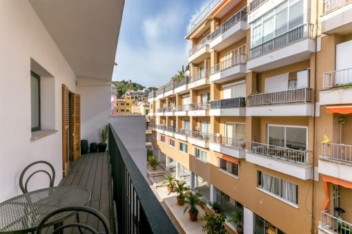Precioso balcón