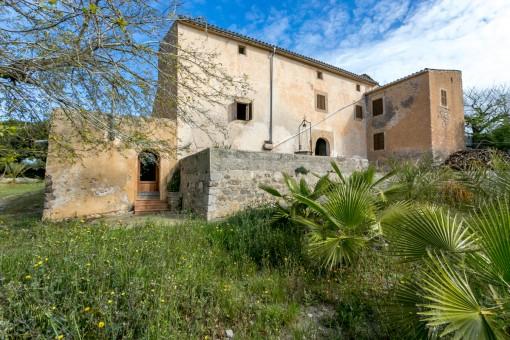 Tradicional mansión histórica cerca de Artà