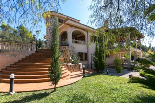Villa en Crestatx