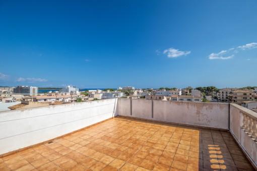 Apartamento en zona tranquila de S'Illot cercana a la playa