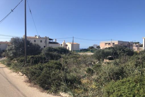 Terreno cerca de la playa