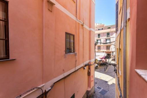 Encantador apartamento en el centro del casco antiguo de Palma