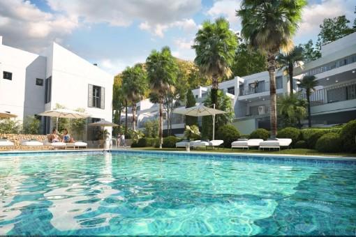 Apartamento en Canyamel