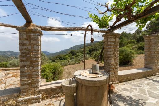 Fuente antiguo
