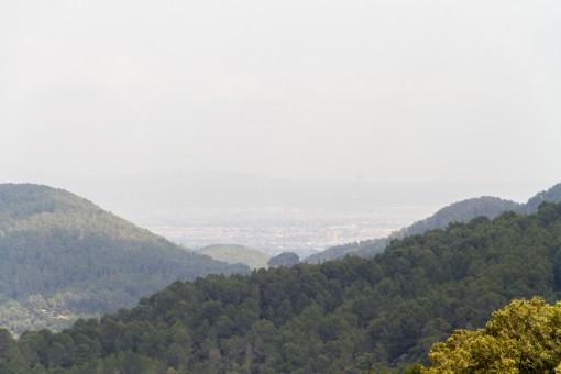Magníficas vistas a la montaña