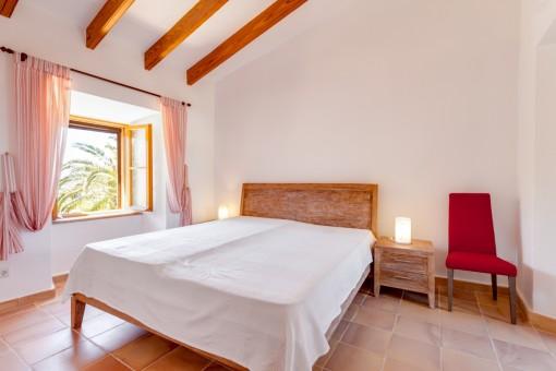 Dormitorio principal grande