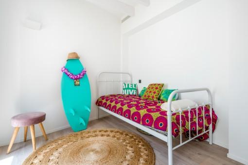 Dormitorio encantador