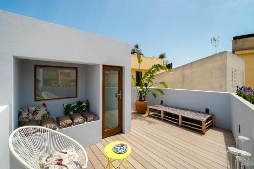 Excepcional casa de diseño con un toque artístico en Santa Catalina