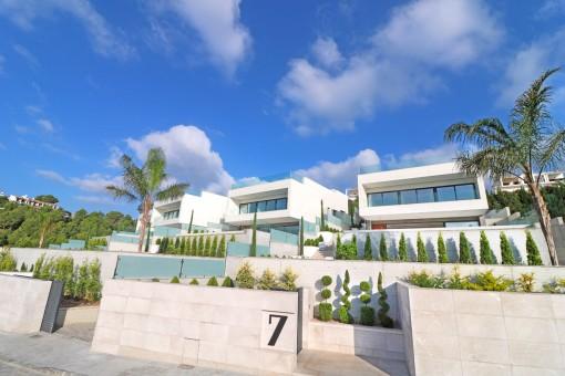 Villa en Alcanada