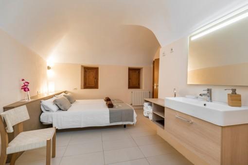 Uno de 3 dormitorios modernos