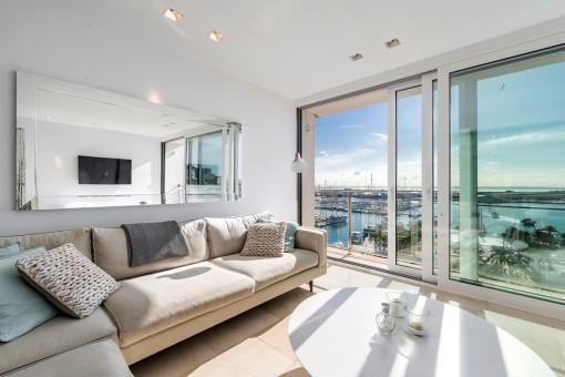 Apartamento en Paseo Maritimo para alquiler