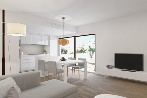 Apartamento en Palma City