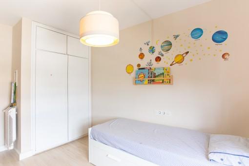 Uno de 4 dormitrios