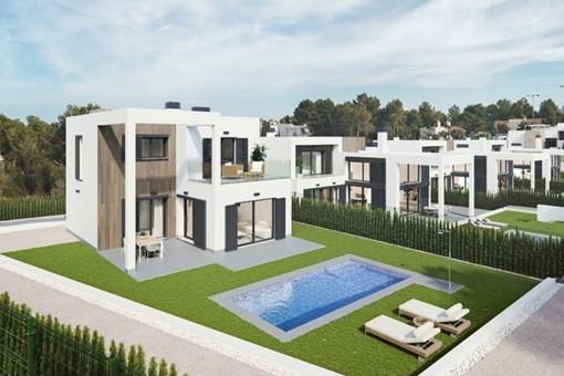 Casa en Cala Murada