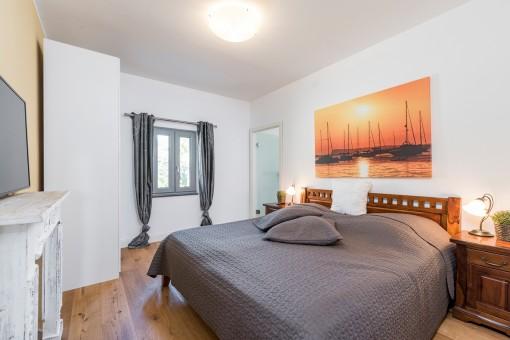 Uno de 3 dormitorios preciosos