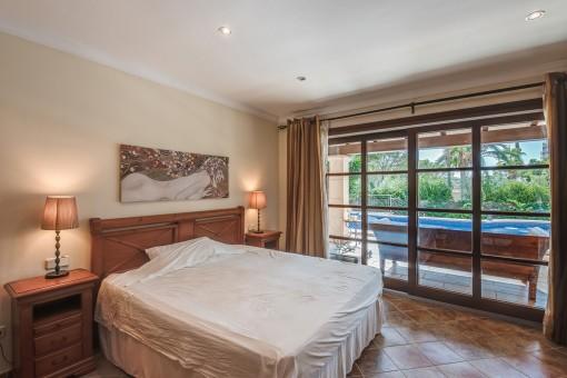 Uno de 5 dormitorios dobles